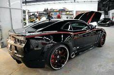 Nice Camaro