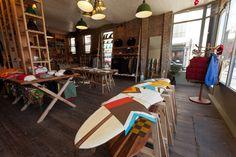 Where Joseph Licata Finds Surf Culture in Williamsburg