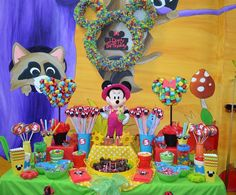 """Photo 2 of 36: Minnie Mouse / Birthday """"Leslie's 5th Birthday"""" 