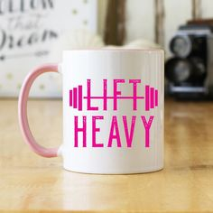 c2b9fa9f556 23 Best Fitness Themed Coffee Mugs images in 2017 | Coffee Cups ...