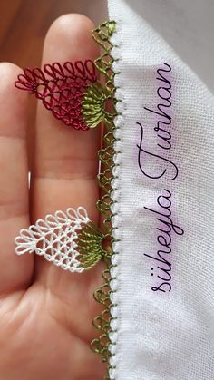 This post was discovered by Ya Ribbon Embroidery, Embroidery Stitches, Baby Knitting Patterns, Crochet Patterns, Crochet Baby, Knit Crochet, Sunflower Tattoo Design, Tatting Lace, Quilt Stitching