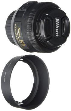 Amazon.com : Nikon AF-S DX NIKKOR 35mm f/1.8G Lens with Auto Focus for Nikon DSLR Cameras : Camera Lenses : Camera & Photo