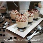 MOUSSE AL CAFFE' con panna e yogurt greco   Cucinare è come amare Mousse Dessert, Mousse Cake, Panna Cotta, Food And Drink, Pudding, Ethnic Recipes, Desserts, Yogurt Greco, Biscotti