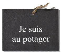 Je Suis Au Potager par Botanique Editions