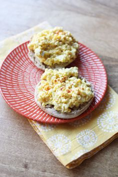 simple, delicious egg salad - so easy to make! I used honey mustard instead of deli and added a little garlic powder in. Also skipped the relish because I was out. It was perfect.