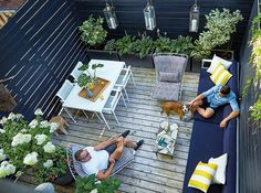 15. Outdoor Spaces