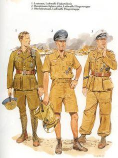 Ww2 Uniforms, German Uniforms, Military Uniforms, German Soldiers Ww2, German Army, Luftwaffe, Military Art, Military History, Military Police