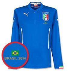Puma Italy Home L/S Shirt 2014 2015 Inc Free Brazil Italy Home L/S Shirt 2014 2015 Inc Free Brazil 2014 Transfer http://www.comparestoreprices.co.uk/football-shirts/puma-italy-home-l-s-shirt-2014-2015-inc-free-brazil.asp