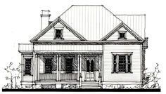 House Plan 73832 | Country   Historic    Plan with 3044 Sq. Ft., 4 Bedrooms, 3 Bathrooms