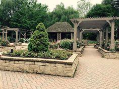 Garden of the senses at the zoo