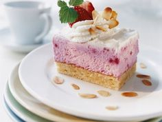 Image about cake in Food - Sweet by Fre on We Heart It Köstliche Desserts, Delicious Desserts, Dessert Recipes, No Bake Pies, My Dessert, Eat Smarter, Vanilla Cake, Delish, Sweet Tooth