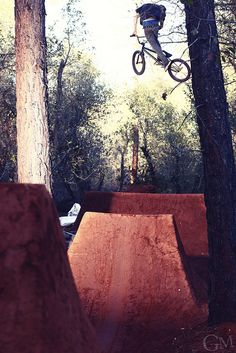 BMX big jump