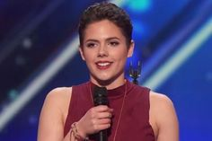 america's got talent best auditions | Calysta Bevier Americas Were Given Talent Audition Video Simon Cowell ...