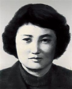 PORTRAIT OF ZHANG ZHIXIN by Xu Weixin (b1958, Urumqi, Xinijiang Proovince, China)