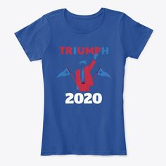 2020 Trump Triumph Products from IN SHIRT DESIGN   Teespring Bright Ideas, Shirt Designs, American, Mens Tops, Shirts, Products, Fashion, Moda, Fashion Styles