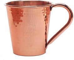 Copper Color, Moscow Mule Mugs, Rose Gold, Tableware, Dinnerware, Dishes