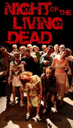 The Show That Will Not Die - Night of The Living Dead - Maverick Theater, Fullerton, CA.