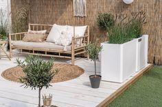 Outdoor Rooms, Outdoor Sofa, Outdoor Tables, Outdoor Gardens, Outdoor Living, Outdoor Decor, Backyard Beach, Modern Backyard, Backyard Patio