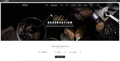 restaurant menu key visual - Buscar con Google