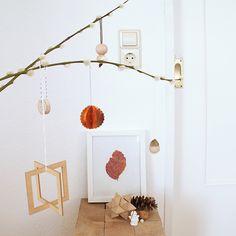 SNUG.TRIO geometic pendants