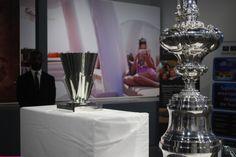 @LouisVuitton_US AMERICA'S CUP Mall Galleries @stratstoneuk #legendsinlondon #London