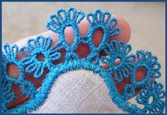 Tatting 53 - Continuous Tatting Designs by Murphy's Designs