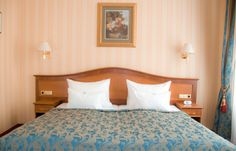 double room superior @ Opera Suites, Wien/Vienna, Austria