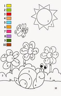 Printable Spring Coloring Pages . 30 Luxury Printable Spring Coloring Pages . Lovely Fun Spring Coloring Pages Kindergarten Coloring Pages, Kindergarten Colors, Preschool Worksheets, Number Worksheets, Preschool Printables, Printable Crafts, Free Printables, Coloring Worksheets, Printable Worksheets