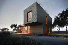 Method offers 8 unique home models. We can also work with one of our partnered architects, or your own, on a custom prefab project.