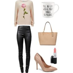 """Fall In Love With Edge"" by emmaloggins on Polyvore"