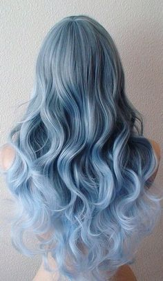 Dying my hair this color after prom. ~ Raigan