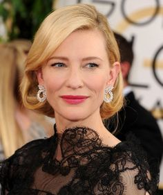 Alfombra roja Golden Globes 2014 joyas accesorios