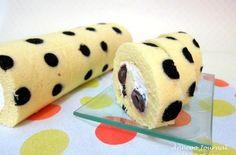 Polkadot Swiss Roll