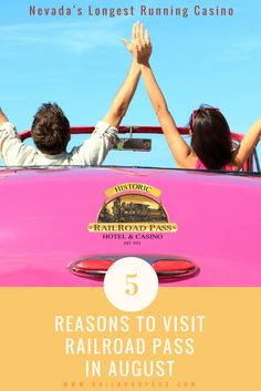 Find out why you need to visit #RailroadPass before the end of this month on our latest blog!! Cash giveaways , restaurant specials and more! #dontmissout