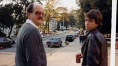 Chris McCandless and his dad