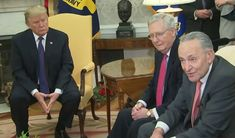 "A government shutdown benefits the anti-government party. 1. Trump's words are irrelevant.In the normal scheme of the American government, the president has the final say. When everybody else wants to avoid making a decision, the chief executive has to execute. As the sign on Harry Truman's Oval Office said, ""The buck stops here."""