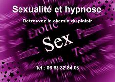 Sexualité et hypnose. Retrouvez le chemin du plaisir...