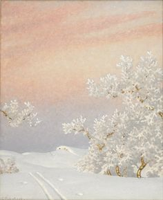 View Rimfrost Storlien by Gustaf Fjaestad on artnet. Browse upcoming and past auction lots by Gustaf Fjaestad. Painting Snow, Winter Painting, I Love Winter, Like Image, Winter Trees, Sculpture, Winter Landscape, Christmas Love, Wall Collage