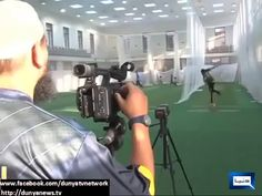 Saeed Ajmal have been the victim of criticism and alleged to have suspicious bowling action. Though he has changed his bowling style as it can be viewed in this video. Check it out.