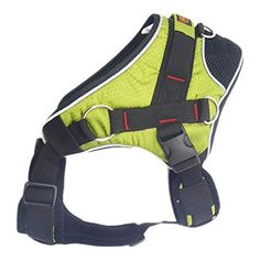 My Pet Outdoor Adjustable Dog Harness Vest for Big Dogs * Read more reviews of the product by visiting the link on the image.