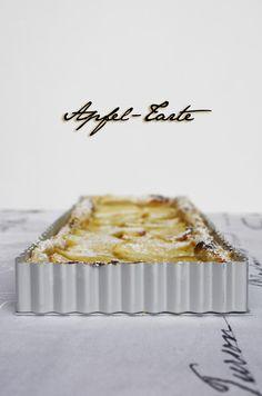 Apfel-Tarte 3 mit Sojasahne