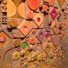 Artwork by Rut Bryk at Espoo Museum of Modern Art Emma  #art #modernart #contemporaryart #ceramics #rutbryk #espoomuseumofmodernart
