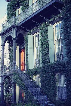 Savannah, GA by nicolettesara, via Flickr