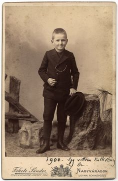 +~+~ Antique Photograph ~+~+   Young boy, love his smile. 1900
