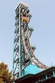 Demon Drop, originally opened at Cedar Point in the early 80's. It's now located at another amusement park.