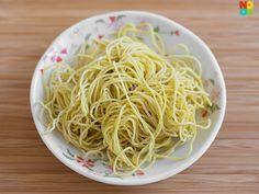 Mee Kia (Thin Egg Noodles)
