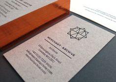 おしゃれ 名刺 デザイン[No:0039] 名刺 印刷 作成 加工:エンボス ジャンル[かっこいい] Business Card Design, Business Cards, Creative Design, Typography, Layout, Paper, Brand Identity, Logo, Artwork