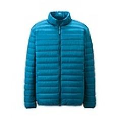 MEN ULTRA LIGHT DOWN JACKET   $69.90 This slim, down jacket is incredibly lightweight and warm. The simple design looks great on everyone. Travels easily in its ...