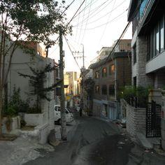 Myeongdong Street, Seoul