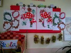 Houby Advent Calendar, Holiday Decor, Home Decor, Decoration Home, Room Decor, Advent Calenders, Home Interior Design, Home Decoration, Interior Design